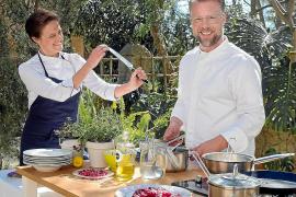 """Kai Schnaus betreibt mit Partnerin Katrin Lustig den Privatkoch-Service """"Mallorca Food Club."""