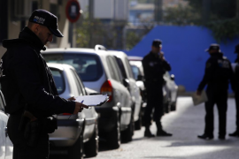 Polizisten sprengen Party in Palma de Mallorca