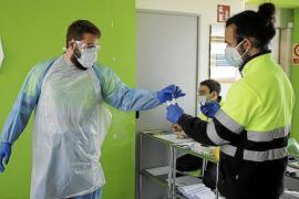 Corona-Tests auf Mallorca auch bei leichten Symptomen