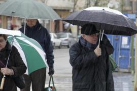 Mallorca zeigt sich frühlingshaft regnerisch