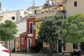 Die Plaza del Vapor – eines der Epizentren des Nachtlebens in Palma.