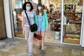 Kinderbekleidung kaum zu haben auf Mallorca