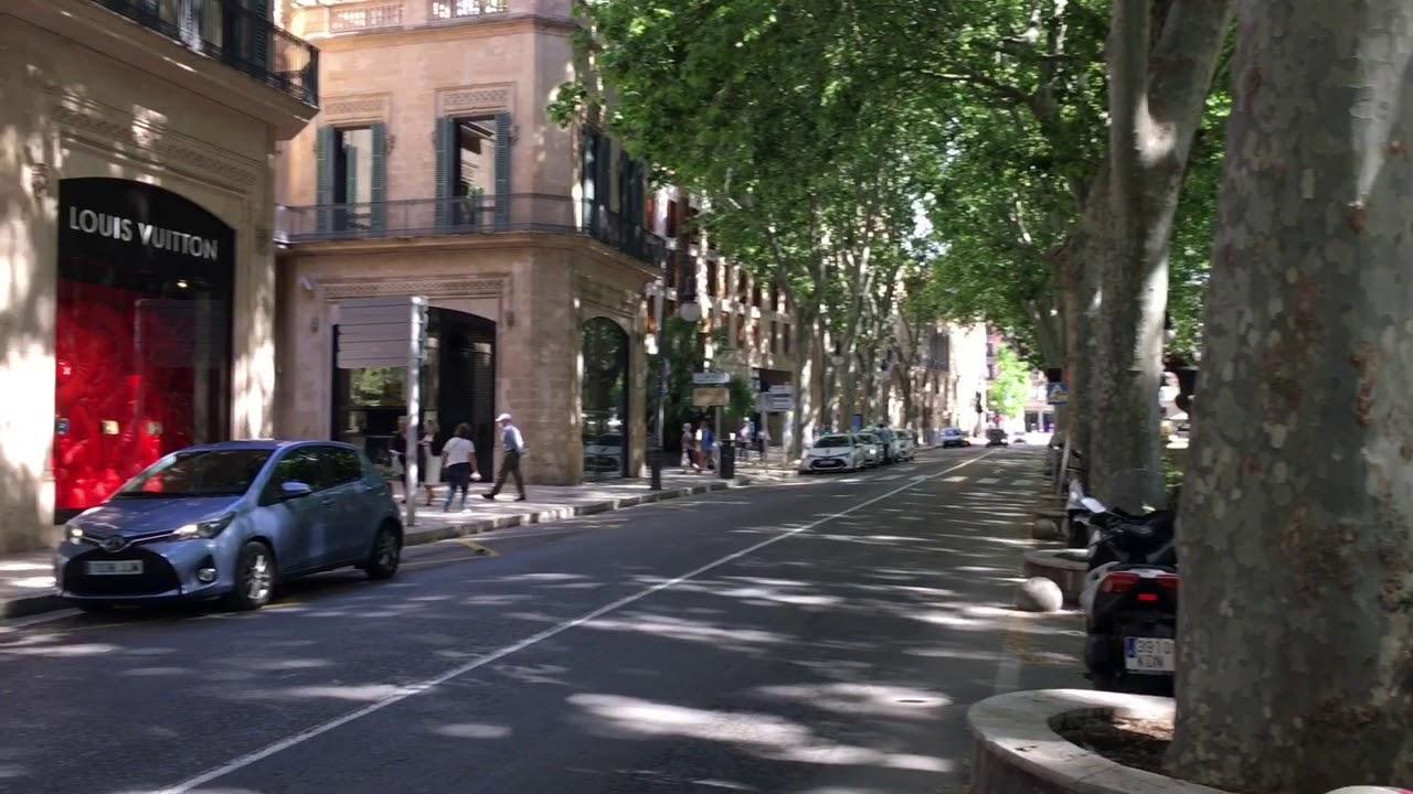 Palma de Mallorca: Belebt und doch beschaulich