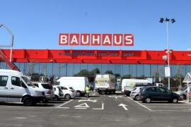 Bauhaus seit Montag wieder auf Mallorca geöffnet