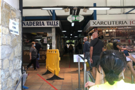 Markthändler in Palma sorgen sich um Hygiene