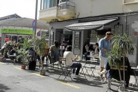 Viel mehr Terrassen auf Mallorca ab Montag offen