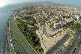 Seuchengefahr: Wie auf Mallorca die Stadtmauer von Palma fallen musste