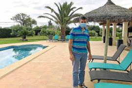 Die Mallorca-Finca als Corona-Exil