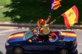 Proteste auf Mallorca gegen Spanien-Regierung