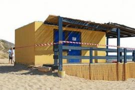 Streit um Strandbar der Cala Torta im Nordosten von Mallorca geht weiter
