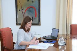 Armengol will Tourismus-Start auf Mallorca im Juni