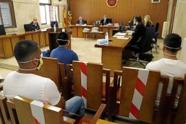 Vier Villen-Einbrecher zu Haftstrafen verurteilt