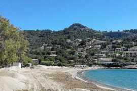 Blick über die Bucht von Canyamel.