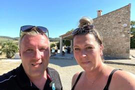Wie es ein Paar trotz Beschränkung nach Mallorca schaffte