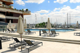 Das Hotel Meliá Palma Marina will ab 1. Juli Urlauber empfangen.