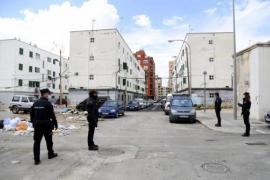 Drogen und Terror durch Hausbesetzer in Wohnsiedlung in Palma