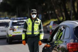Frau wird bei Motorradunfall nahe Inca schwer verletzt