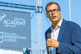 Alexander Marcos ist Direktor der Rafa Nadal International School.