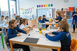 Auch die Grundschüler sind inzwischen fester Bestandteil der Gemeinschaft.
