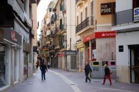 Arbeitslosigkeit auf Mallorca mehr als 90 Prozent höher als 2019