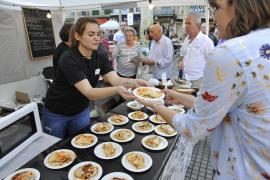 Kartoffel-Leckereien in Sa Pobla auf Mallorca