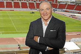 Der US-Amerikaner Andy Kohlberg ist Präsident von Real Mallorca.
