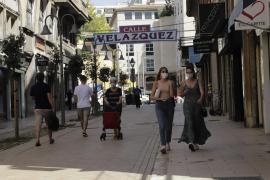 Die Maskenpflicht wird Mallorca noch eine ganze Weise erhalten bleiben.