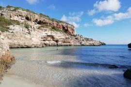 Eine Bucht auf Mallorca wirbt jetzt für ganz Spanien