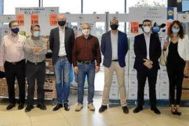 Lidl auf Mallorca setzt verstärkt auf lokale Produkte