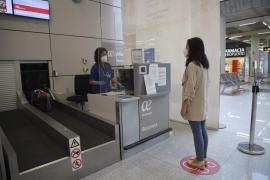 Flughafen auf Mallorca für Corona-Kontrollen vorbereitet