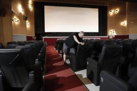 Wie sich die Kinos auf Mallorca vor Covid-19 schützen
