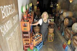 Deutsche Unternehmerin auf Mallorca schließt Bodega Santa Clara