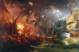 TV-Tipp: Der Untergang der Spanischen Armada
