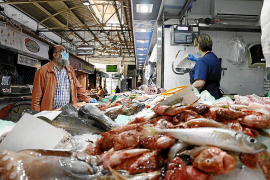 Wie Markthallen auf Mallorca die Coronakrise überstanden haben