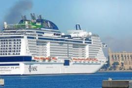 So viel Wasser verbraucht ein Kreuzfahrtschiff auf Mallorca