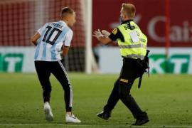 Flitzer bei Geisterspiel von Mallorca gegen Barcelona festgenommen