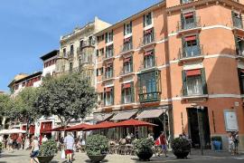 Im Juli wird jedes zweite Stadthotel in Palma öffnen