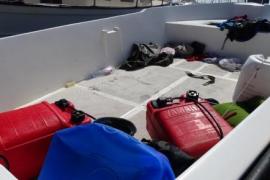 Erstmals erreicht wieder ein Flüchtlingsboot Mallorca