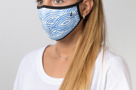 Modefirma auf Mallorca designt Sommermasken
