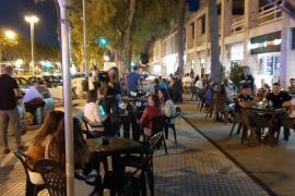 Lärm auf Paseo-Marítimo-Terrassen ärgert Anwohner