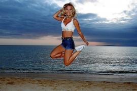 Partysängerin Isi Glück in Unfall auf Mallorca verwickelt