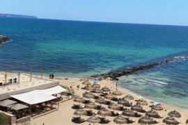 Seniorin kommt beim Baden an Palmas Stadtstrand ums Leben
