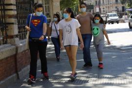 Das empfehlen Experten Maskenträgern bei Hitze