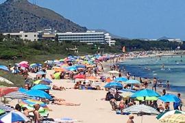 Gemeinden auf Mallorca wollen Strände noch nicht kontrollieren