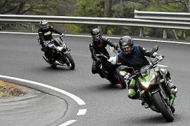 Gefährliche Motorradfahrer machen die Tramuntana unsicher
