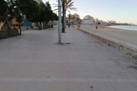 Leere Strände zur Johannisnacht auf Mallorca