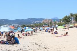 Brandheiße August-Temperaturen schon Ende Juni auf Mallorca